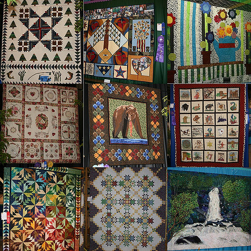 Pleasanton quilt craft and sewing festival for Quilt and craft show