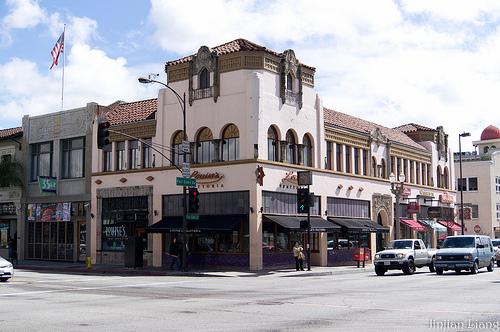 Old town pasadena clothing stores