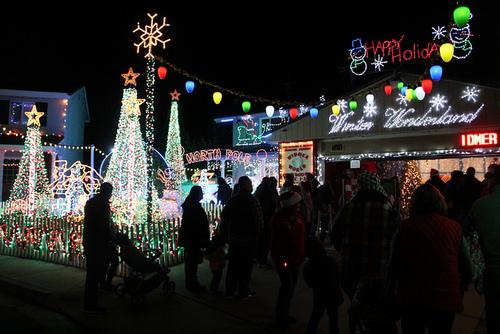 威德瑪聖誕世界 Widmer World 美國城鎮旅遊網