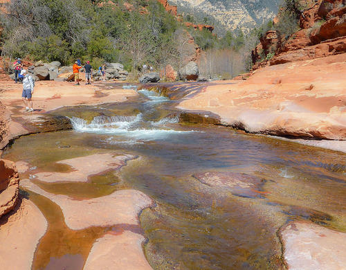 Slide rock state park - Towne place at garden state park ...