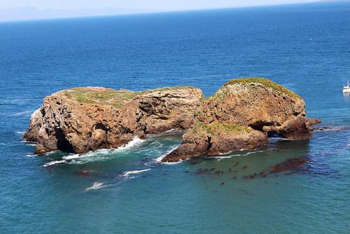 Channel Islands National Park  Spinnaker Dr Ventura Ca