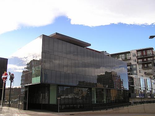Museum of contemporary art denver for Denver art museum concept