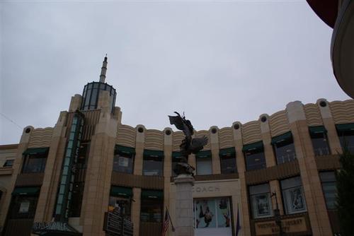 葛洛夫購物中心 The Grove 美國城鎮旅遊網