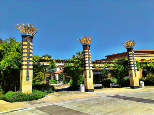 拉坎特拉購物中心 The Shops At La Cantera 美國城鎮旅遊網